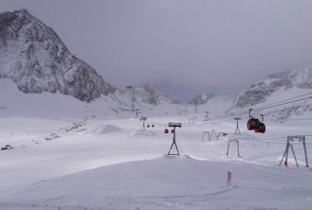 Stubaier Gletsjer opening