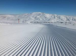 Turkije skigebied