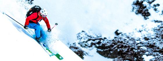 Sara Rönngren in Elevenate ski wear - ELEVENATE.COM Gösta Fries