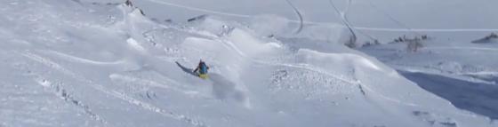 NK Freeride ski