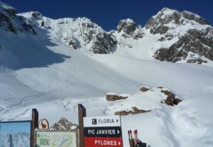 Chamonix off piste