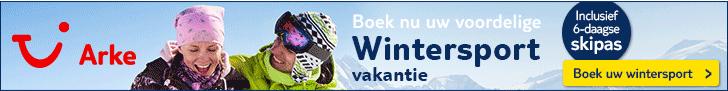 Vroegboekkorting Arke wintersport