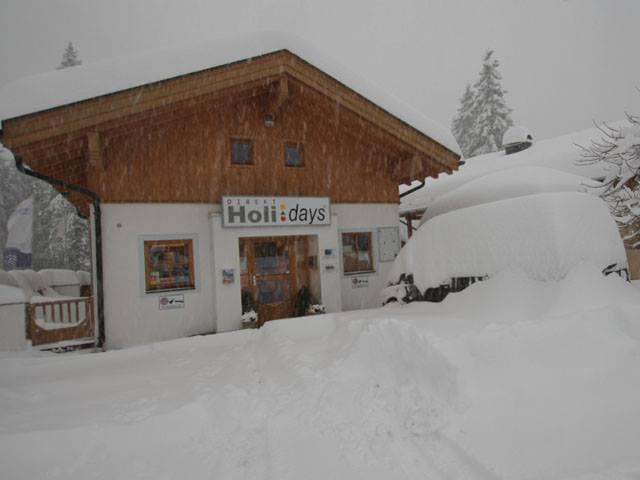 Sneeuwval oostenrijk