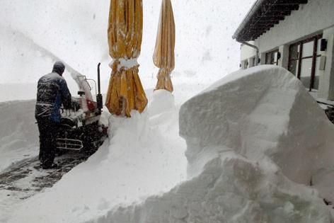 sneeuval oostenrijk