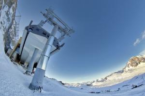 Bergstation Kitzsteinhorn nov 2014