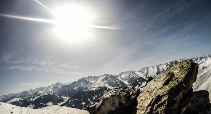 zon pistes skigebied