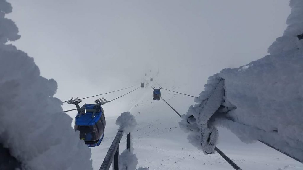 Hintertux Gletsjer
