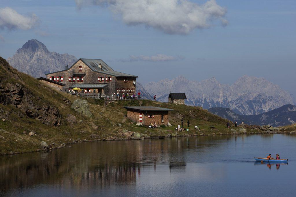 Mooiste bergmeren in Tirol