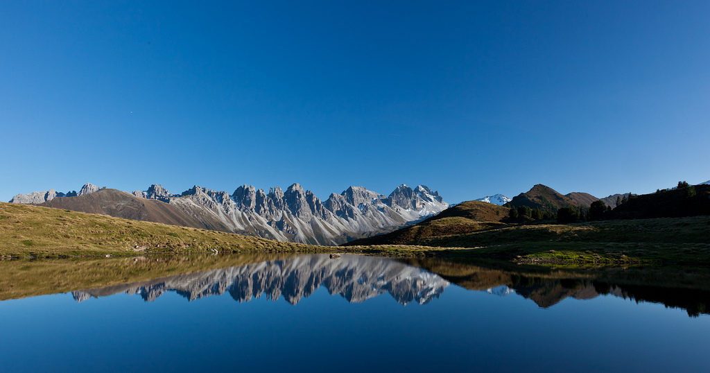 Mooiste bergmeren van Tirol II