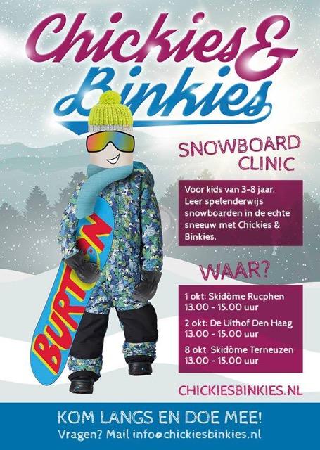 Chickies & Binkies clinic