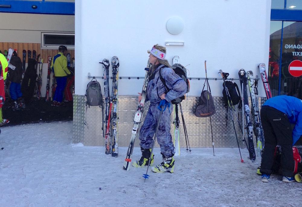 retro-ski