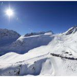 De Rettenbach gletsjer in het skigebied van Sölden (Foto: Ötztal Tourismus, Philipp Horak)