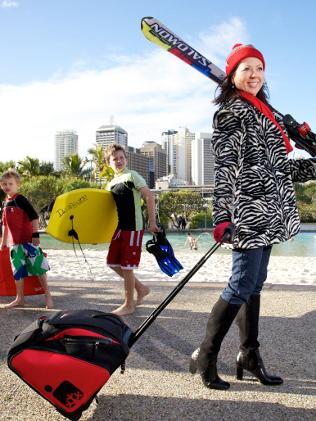 Skboot bag - De tas voor skischoenen