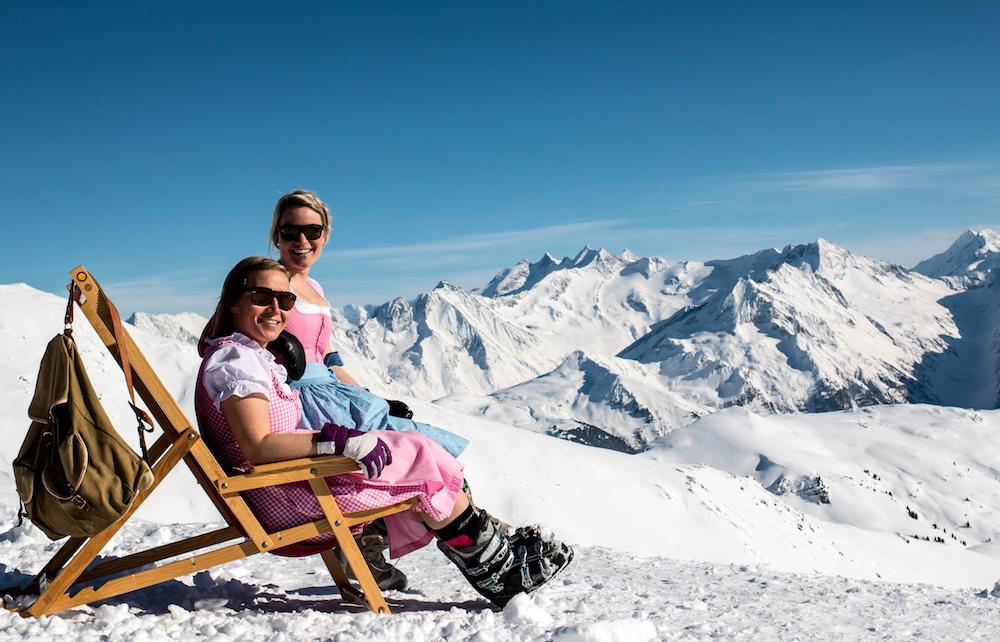 Oostenrijk wintersportland