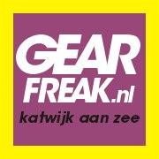 Logo GearFreak van Weeghel