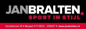 Logo Jan Bralten Sport BV