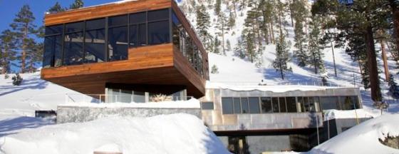 luxe skihuis