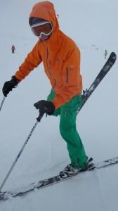 Erik Clevering ski