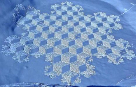 sneeuwkunst artist