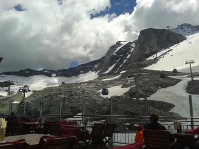 Hintertuxer Gletsjer wifi