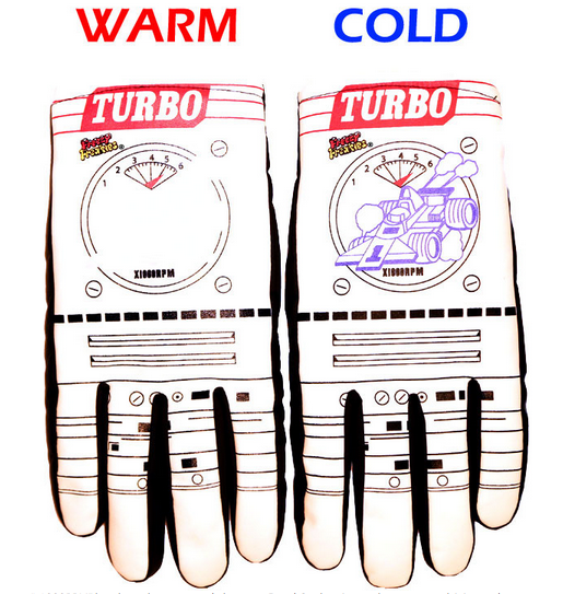 Freezy Freakies handschoenen gloves I