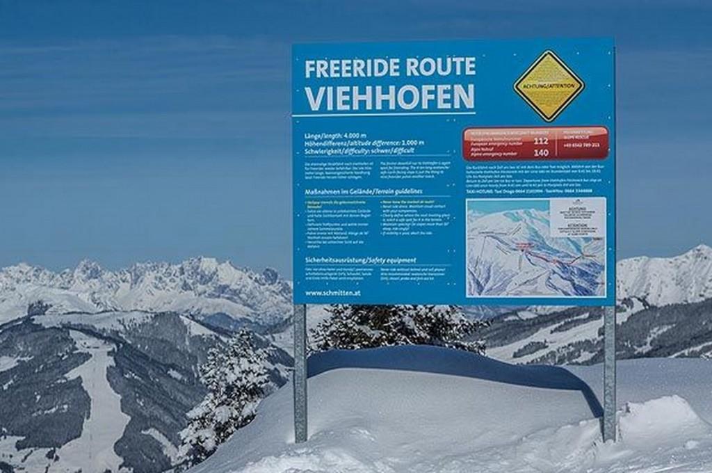 Freeride Viehhofen
