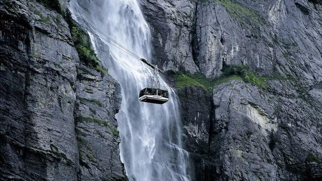 Lauterbrunnen Zwitserland