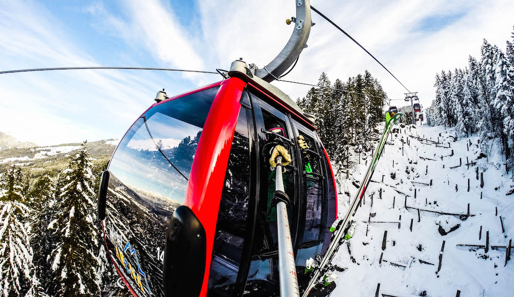Tirol gondel