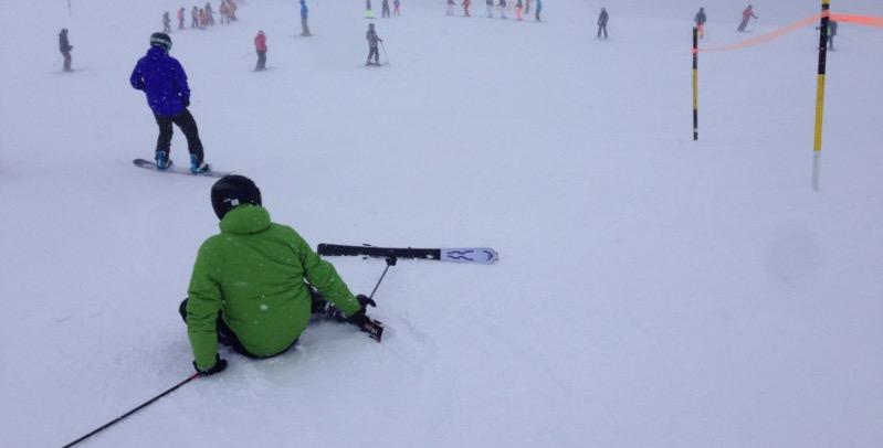 blessure wintersport