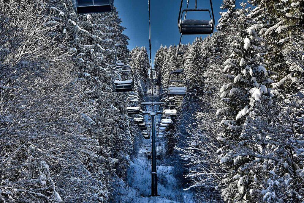 Oberammergau skilift