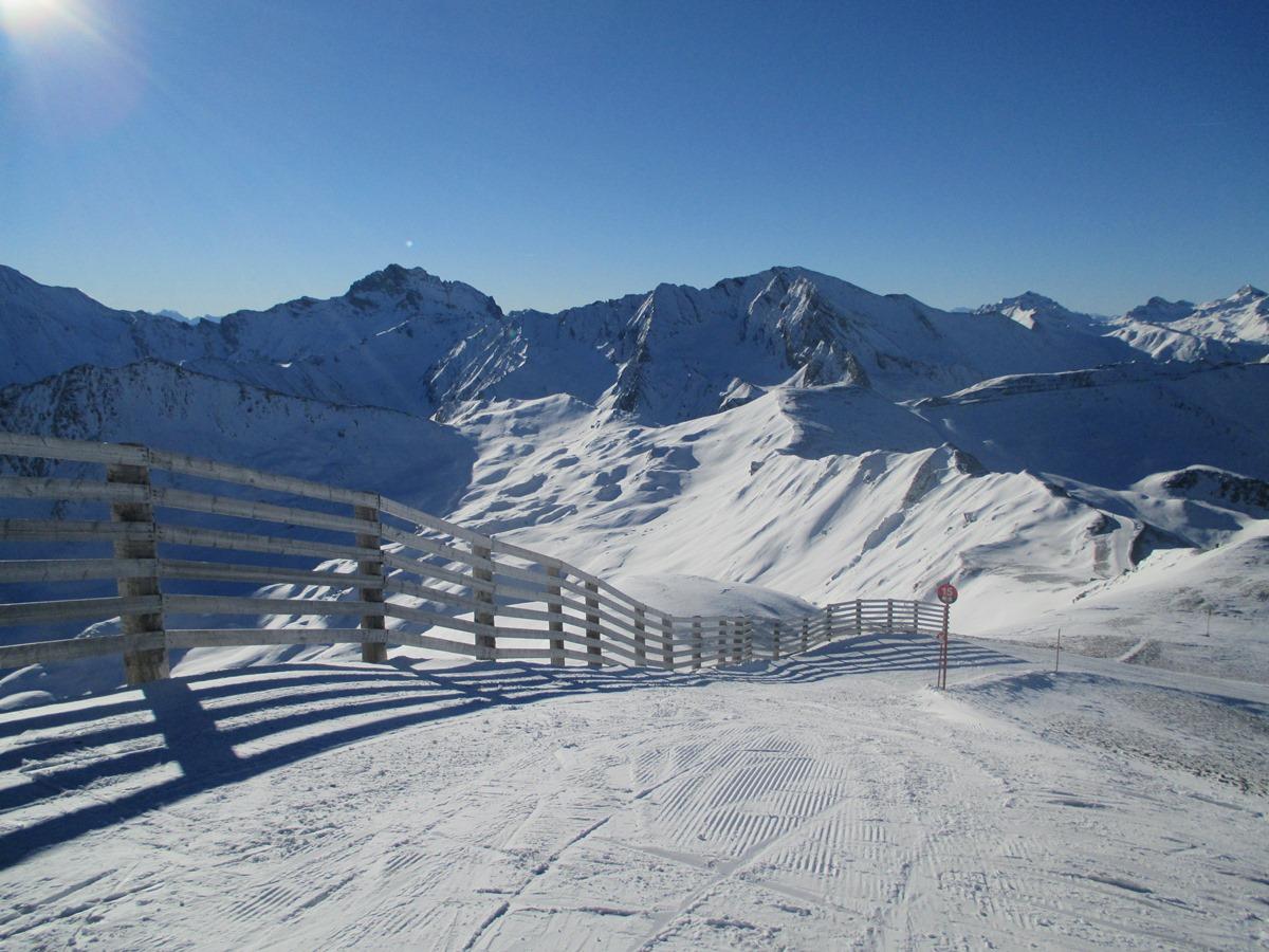Nieuwe Mega Skigebied Oostenrijk Lijkt Werkelijkheid Te Worden