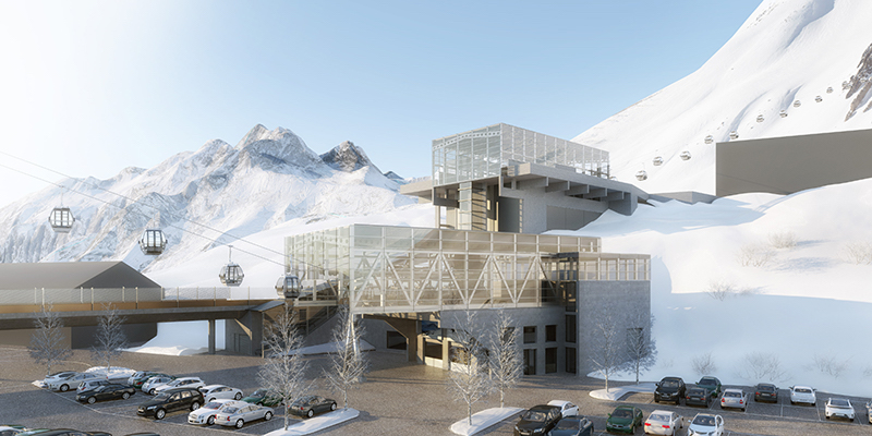 Dalstation Alpe Rauz