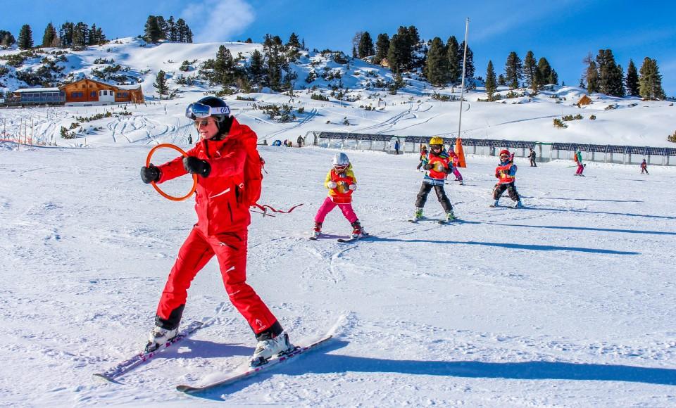 Kindvriendelijke skigebieden Oostenrijk skiles in de Zillertal Arena