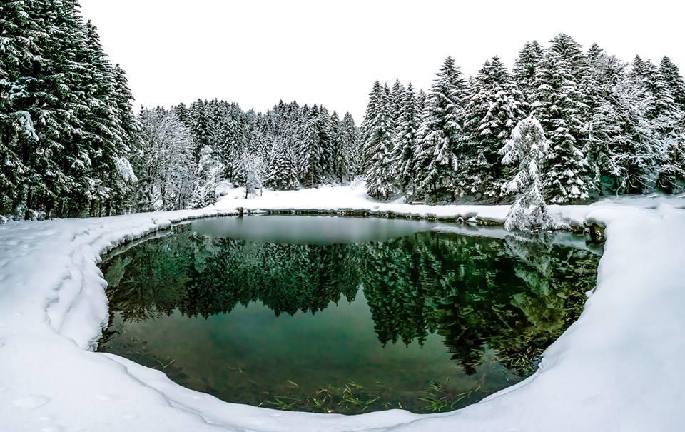 Sneeuw Zell am See