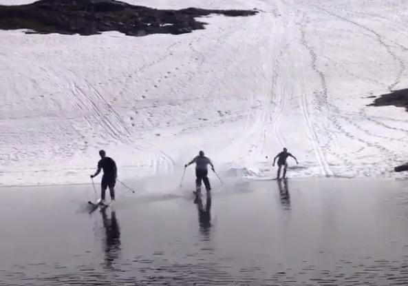 water skien