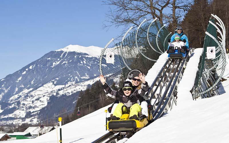 Arena Coaster - Wat te doen in Zell am Ziller
