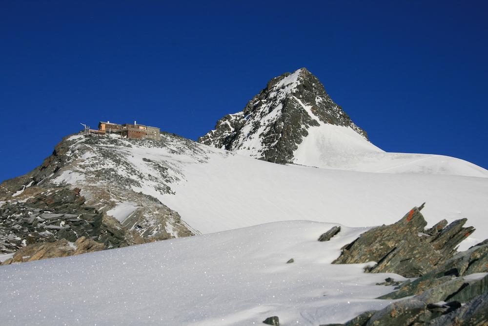 De hoogste berghut van Oostenrijk - Grossglokcner I