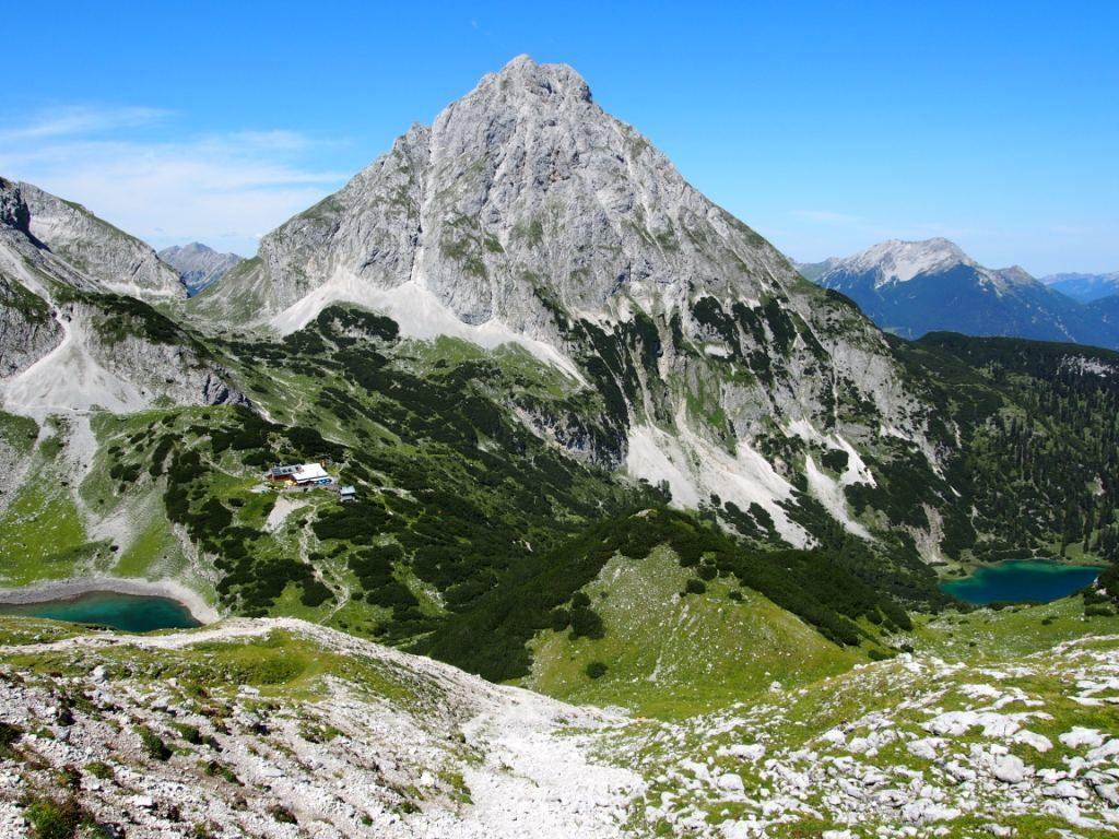 Drachensee - Tirol - Bergmeer