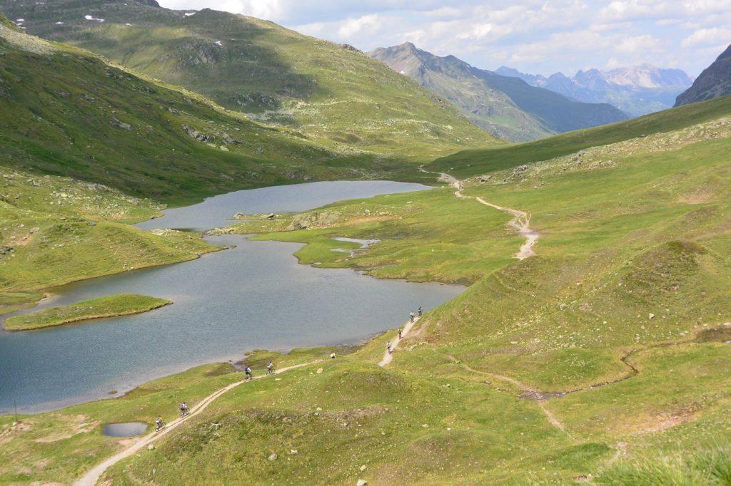Mooiste bergmeren van Tirol I