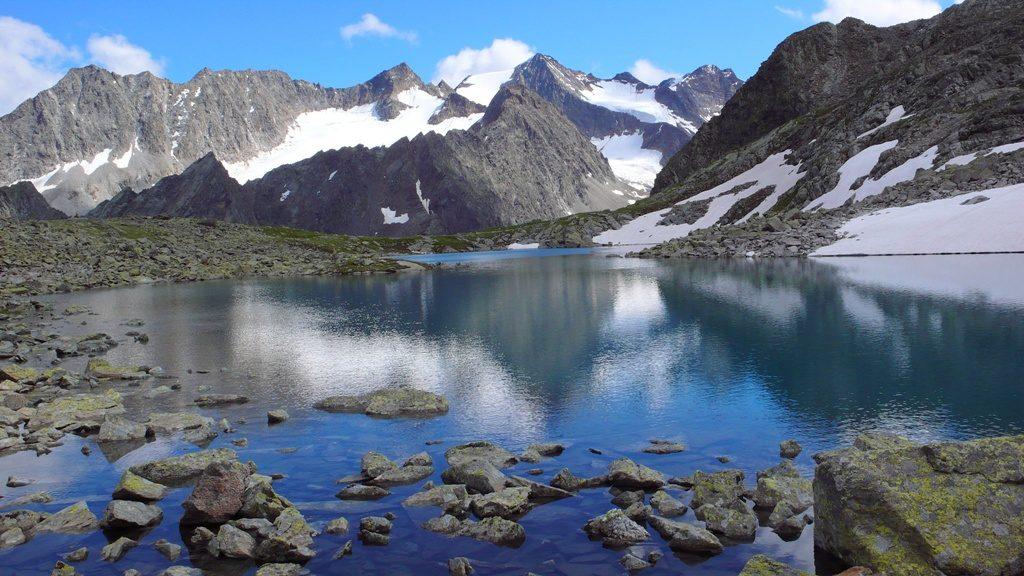 Mooiste bergmeren van Tirol III