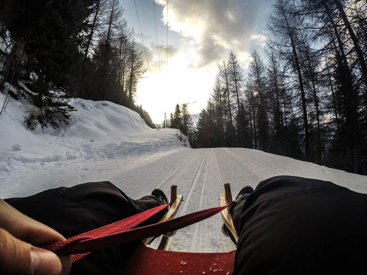 Onderzoek Rodelen Is Gevaarlijker Dan Skien