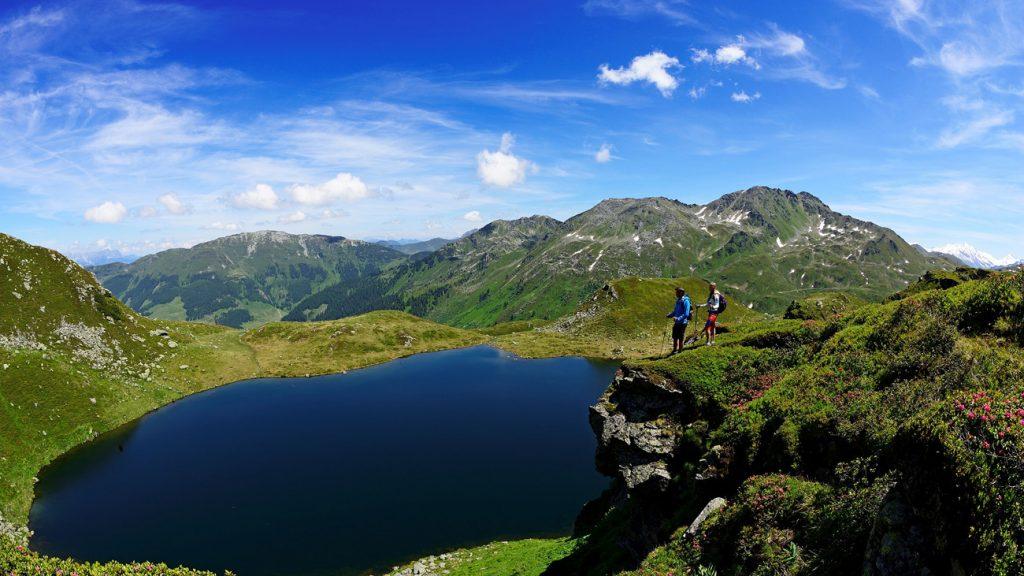 Mooiste bergmeren van Tirol