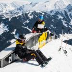 banen in skigebieden