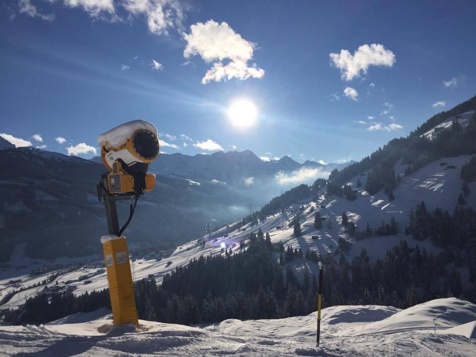 Wat kost een sneeuwkanon for Wat kost een zwemvijver aanleggen