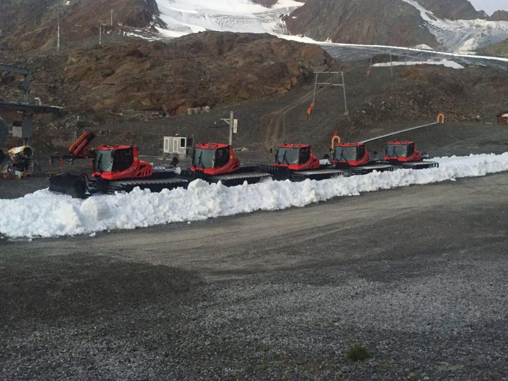Pitztaler Gletscher - Skiinformatie.nl