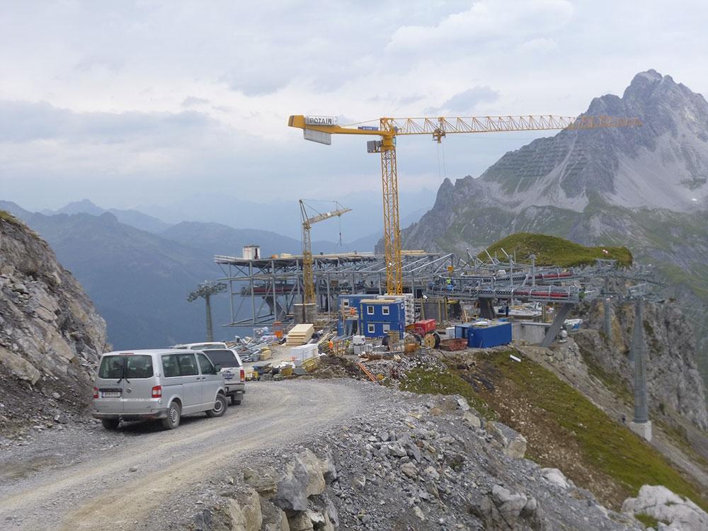 Verbinding Grootste Skigebied Van Oostenrijk Volgens Plan