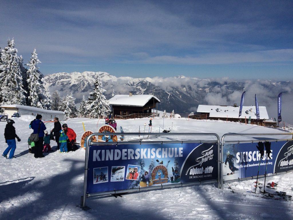 Kindvriendelijke skigebieden Oostenrijk Ski Juwel