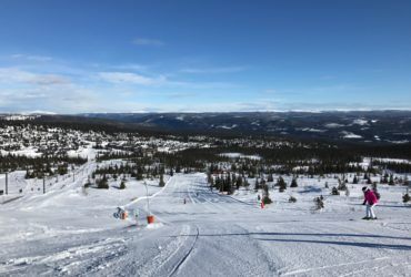 Wintersport in Noorwegen