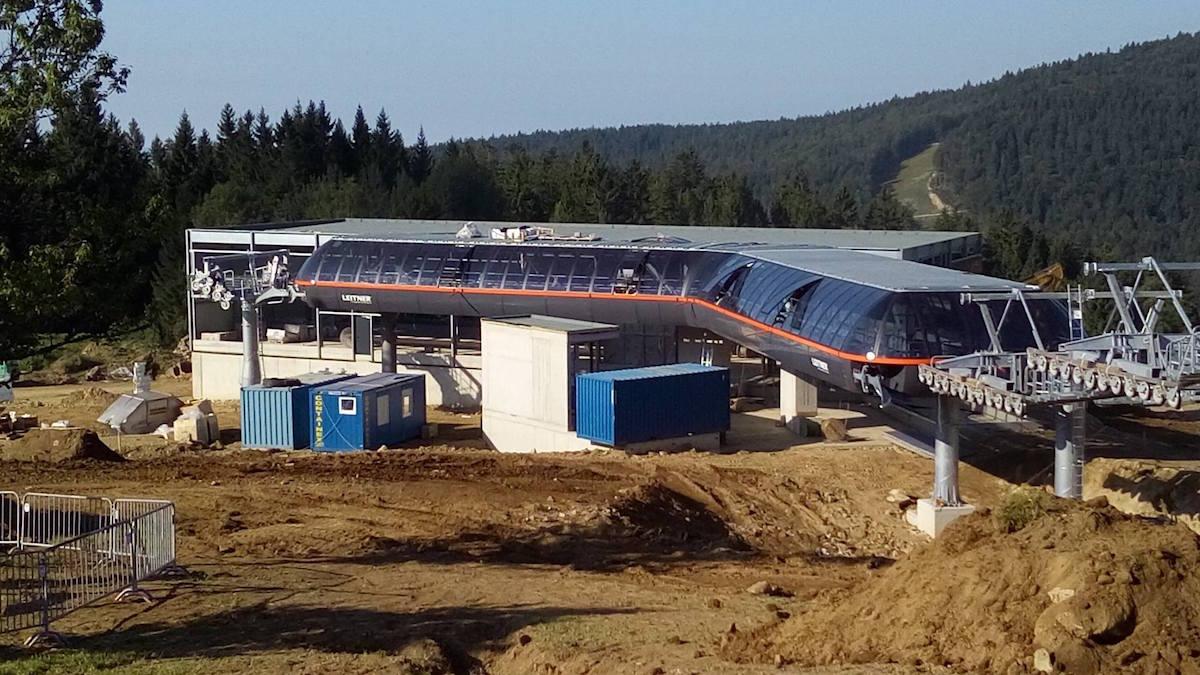Reischlbergbahn in Hochficht