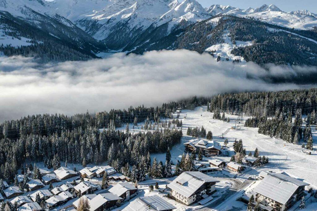 wintersport vakantiepark Oostenrijk Zillertal Arena